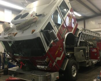 Fire Truck Support