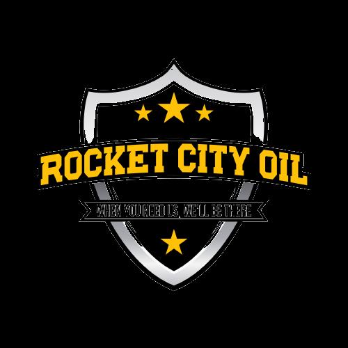 Rocket City Oil Logo